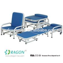 DW-MC101 Hospital Folding Accompany Chair for Sale