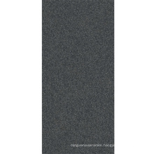 Matte finish porcelain vitrified floor tile rustic black tile rustic design