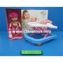 """Nuevo juguete 16 """"muñeca de niño suave con 4 IC (864436)"""