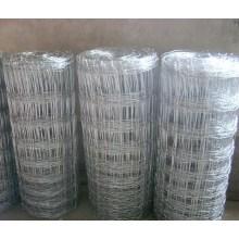 Оцинкованный железный завязываемый забор из проволочной сетки (anjia-525)