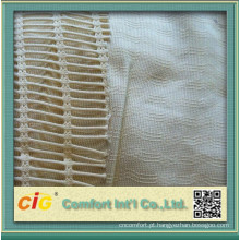 Hospital chinês cubículo Cutain tecido