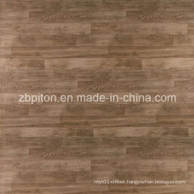 Wood Simple Color Surface PVC Vinyl Flooring Tile Lvt (CNG0517N)