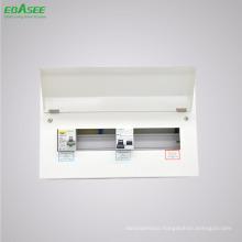 PC/ ABS 80a 30ma rccb consumer unit