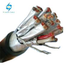 Cables de instrumentación flexibles sin halógenos para vehículos eléctricos VE / autobuses eléctricos
