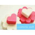 Makeup Sponge/Beauty Cosmetic Puff/Latex-Free Heart Shape Sponge