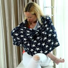 fashionable baby nursing cover in maternity cover