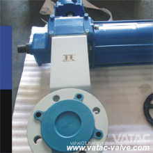 Forged Full Bore RF Flanged Top Entried Floating Ball Valve