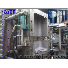 25L Jerry Can Extrusion Blow Mold with Automatic Deflashing Device