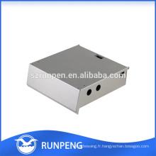 Pièces d'estampage en aluminium de haute qualité pour boîtier de commande