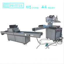 Máquina de impresión de pantalla con interruptor de membrana totalmente automática Tam-Z2