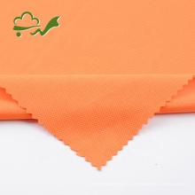 Tissu piqué de polyester interlock 75D36F pour hauts