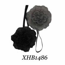 Big Flower Satin Headband (XHB1486)