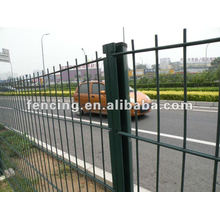 6/5/6 or 8/6/8mm of Double horizontal Wire Fencing(factory)