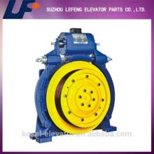 Motanari MCG210 máquina de tracción de elevación, máquina de tracción de elevador de venta caliente, máquina de tracción gearless de elevación