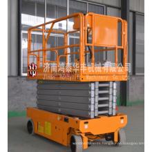 single man self-propelled vertical electric platform lift single man self-propelled vertical electric platform lift
