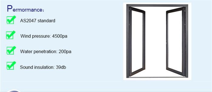 casement door performance s