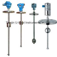 Sensor de nível de água do transmissor de nível magnético-flutuante