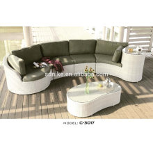 2014 new design garden rattan furniture sofa for sale