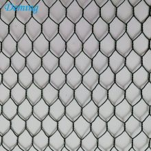 100 * 120mm Flood Walls Durable Hexagonal Galvanized Gabion