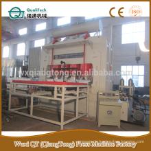 YX2400-6 * 9 Heißpressmaschine / 1830 * 3660mm Melamin Kurzzyklus Laminat Heißpresse