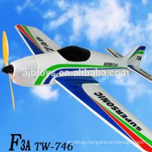 Rc flugzeug rc f3A rc Flugzeug RC TW-746 rc Flugzeug rtf Flugzeuge zum Verkauf