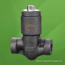 Forged Steel Pressure Seal Piston Check Valve (GAH61H)