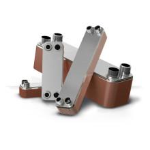 304 Plates Brazed Plate Heat Exchanger for Oil Cooler