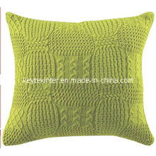 Home Deco Knit Cushion Pillow Cover