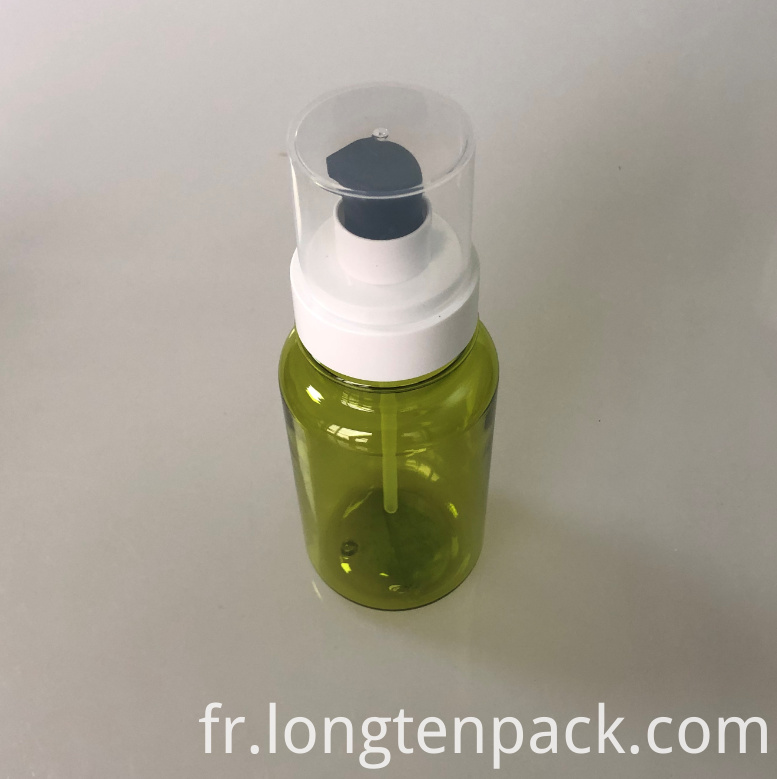 170ml PETG round plastic bottle