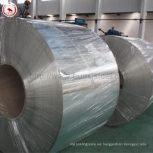Hoja de hojalata de calidad no secundaria en bobina para corona de corona de cerveza utilizada de la fábrica de Jiangsu