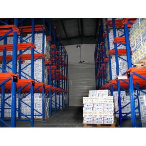 Warehouse Racking for Cold Storage
