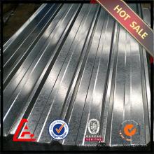 Gi gewelltes Stahlblech / verzinktes Stahlblech / billiges Preis Metalldach
