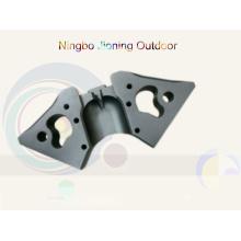 CNC-bearbeitete Präzisions-Aluminium-Riser für Armbrust
