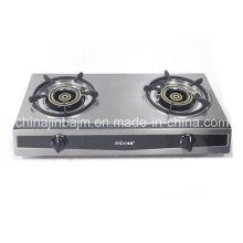 Double brûleur n ° 120 * Cuisinière à gaz n ° 140