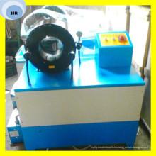 Máquina que prensa de la manguera modificada para requisitos particulares de la manguera de la manguera del tamaño grande