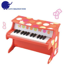 Popular Happy Play 25 Keys Wooden Children Toy Piano