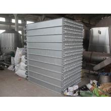 Trocador de calor de alumínio para a secagem