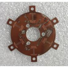 Carte PCB à 2 couches pour micro-ondes