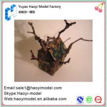 Kundenspezifischer 3d Prototyp hoher Qualität 3d Prototyp professioneller Holz Prototyp