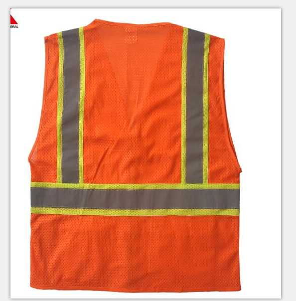 Roadway high visibility waistcoat2