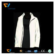 tissu de réflecteur de la visibilité élevée 3m pour faire la veste