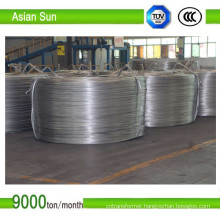 Professional Manufacturer 9.5mm Aluminum Connecting Wire Rod