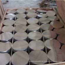 China Qualität kaltgewalzt 201 Edelstahl 2b Kreis