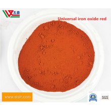Ultrafine Iron Oxide Red Plastic Paint Leather H 110h 130