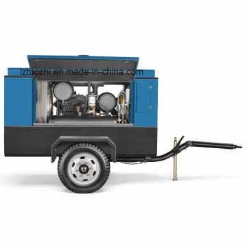 Atlas Copco Liutech 357cfm 12bar Портативный дизельный воздушный компрессор