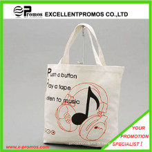 Sacola promocional reutilizável do algodão da lona (EP-B9063)