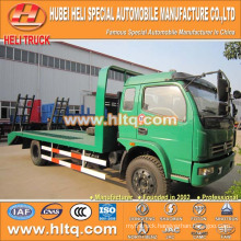 DONGFENG 6-7tons harvester transport truck 120hp 4X2 factory direct, quality assurance best price for export in Africa.