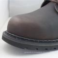 Goodyear welt полные кожаные защитные сапоги