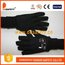 Brown Cotton Hand Glove for Gardening