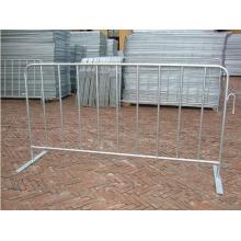 Hot DIP Steel Mobile Barriers